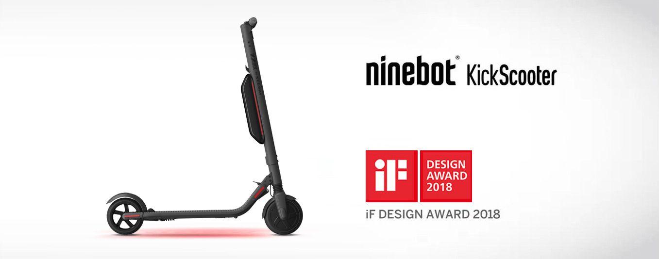 Ninebot ES4 KickScooter