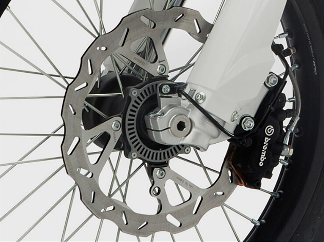 SWM Superdual-X Brembo Brakes & ABS