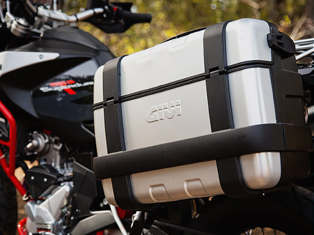 SWM Superdual-X Optional GT Pack